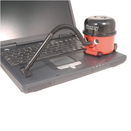 Henry Hoover Desk Vacuum Little Mini Hand Cleaner Review